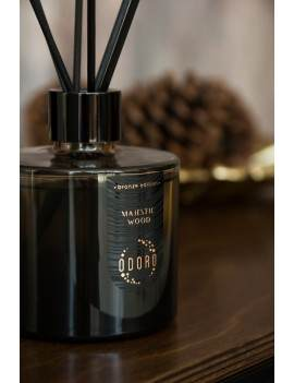 "Home Fragrance ODORO Bronze edition ""Majestic Wood"""