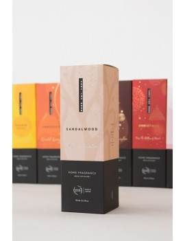 "Home fragrance ODORO MOOD Collection ""Sandalwood"""