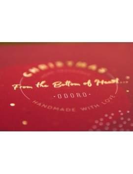 """Home fragrance ODORO MOOD Collection """"Christmas"""""""