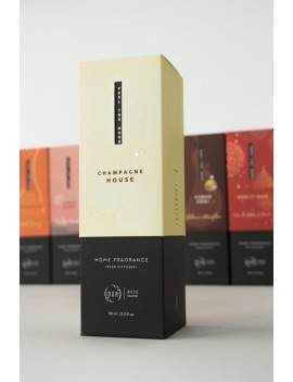 "Home fragrance ODORO MOOD Collection ""Champagne House"""