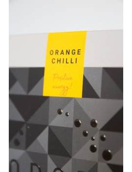 Orange Chilli | Scentend card