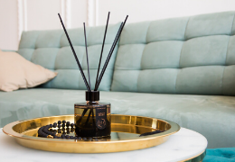 ODORO Bronze Edition: a luxurious collection of home fragrance